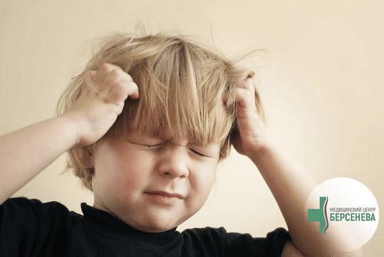 Тяжелое дыхание у ребенка
