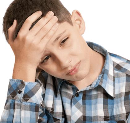 Головные боли у ребенка 10 лет
