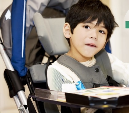 Double hemiplegia as a form of cerebral palsy